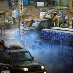 اعتقال عشرات المتظاهرين في احتجاجات وسط الخرطوم