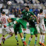 العراق يتعادل مع إيران وينتظر قطر أو السعودية بكأس آسيا