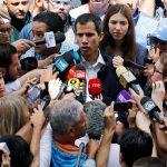 جنرال فنزويلي كبير يعترف بجوايدو رئيسا