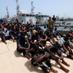 تضاعف أعداد المهاجرين القادمين لإيطاليا خلال 12 شهرا