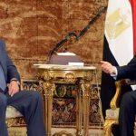 قمة السيسي وعباس تبحث آخر مستجدات القضية الفلسطينية
