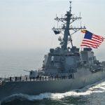 مدمرة أمريكية تبحر في بحر الصين الجنوبي بالتزامن مع محادثات تجارية