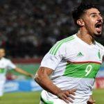 الجزائري بغداد بونجاح هدافا للعالم في 2018