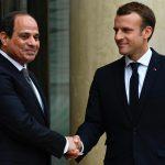 السيسي يبحث في اتصال هاتفي مع نظيره الفرنسي تطورات الوضع في ليبيا
