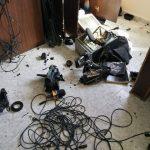 داخلية غزة تعلن اعتقال منفذي اقتحام تلفزيون فلسطين