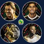 صلاح أفضل لاعب أفريقي في 2018.. إليكم قائمة الفائزين كاملة