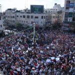 الحراك الفلسطيني يعلن الإضراب في كافة المرافق الاقتصادية