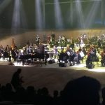 فيديو| بداية مهيبة للموسيقار عمر خيرت ضمن فعاليات مهرجان شتاء طنطورة