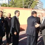 الوفد الأمني المصري يغادر غزة عبر معبر بيت حانون