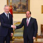 تعزيز الشراكة بين فرنسا والقارة الأفريقية تحت مظلة الرئاسة المصرية