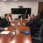 شكري يلتقي المدير التنفيذي للبرنامج الإنمائي للأمم المتحدة