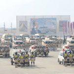 القوات المسلحة المصرية تشارك في تأمين احتفالات 25 يناير وأعياد الشرطة
