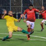 الأهلي يتعادل بصعوبة مع شبيبة الساورة الجزائري بدوري أبطال افريقيا