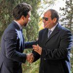 ولي العهد الأردني: علاقات تاريخية تربط الأردن ومصر