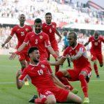 المنتخب الأردني يتغلب علي نظيره الأسترالي بكأس آسيا