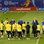 الإمارات تتطلع لمواصلة التفوق على البحرين في افتتاح كأس آسيا