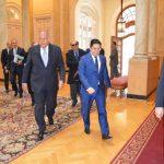 وزيرا خارجية مصر والمغرب يبحثان حل الأزمة الليبية
