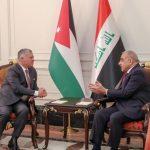 عبد المهدي: زيارة العاهل الأردني شهادة بأن العراق بدأ مرحلة جديدة