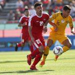 فلسطين تخسر من أستراليا بثلاثية في كأس آسيا