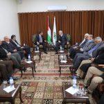 مصادر لـ«الغد»: الفصائل الفلسطينية تتوجه لـ«القاهرة» الأربعاء