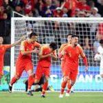 هدفان مذهلان من «وو» يضعان الصين في دور الـ 16 لكأس آسيا