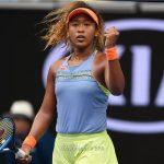 نعومي أوساكا: «لا استمتع بلعب التنس منذ فوزي بلقب أستراليا المفتوحة»