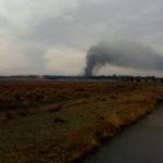 إيران: العثور على 7 جثث في موقع تحطم طائرة الشحن المنكوبة