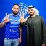 النصر الإماراتي يضم فرنانديز هداف الدوري السعودي السابق