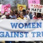 «مسيرة النساء» الأمريكية في مئات المدن للعام الثالث على التوالي