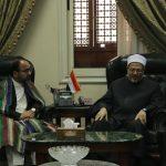 مفتي مصر يعلن استعداد الدار للتعاون في إنشاء دار الإفتاء الأفغانية
