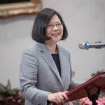 رئيسة تايوان تتحدى بعد دعوة الصين للوحدة