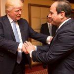 ترامب: السيسي ينقل مصر إلى المستقبل بافتتاح أكبر كاتدرائية بالشرق الأوسط