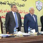 الرئيس الفلسطيني يلقى كلمة مهمة أمام المجلس الثوري لحركة فتح
