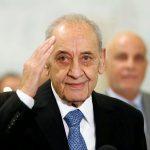رئيس البرلمان اللبناني: الحكومة العتيدة قد تبصر النور في غضون أيام