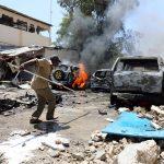 مقتل 4 جنود أثيوبيين في الاعتداء الانتحاري في الصومال