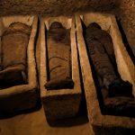 اكتشاف عدد كبير من المومياوات في مصر