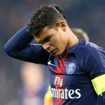 باريس سان جيرمان يفتقد تياجو سيلفا وهيريرا لعدة أسابيع للإصابة