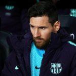 هل يفكر ميسي في الرحيل عن برشلونة؟