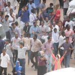 تجمع النقابات المهنية بالسودان يدعو للتظاهر