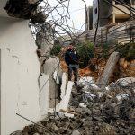 الاحتلال يهدم منزلاً في قرية الولجة بمدينة بيت لحم