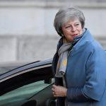 الحزب الإيرلندي الشمالي يتجه لدعم اتفاق ماي للخروج من الاتحاد الأوروبي