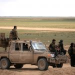 طائرات التحالف تقصف آخر معاقل داعش بشرق سوريا
