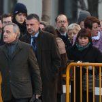 محاكمة تاريخية لقادة كتالونيا الانفصاليين في مدريد