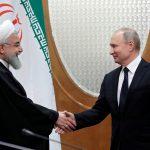روحاني أمام بوتين: ندعم خطوات تطهير إدلب من مقاتلي النصرة بسوريا