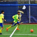 فريق الأمل لكرة القدم يقود شبان من غزة لمواجهة السرطان