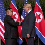 ترامب يؤكد أن زعيم كوريا الشمالية قدّم اعتذاراته بعد إطلاق صواريخ