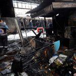 النائب العام المصري يكشف أسباب حريق محطة مصر