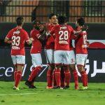 الأهلي يتغلب علي الداخلية ويشعل المنافسة علي صدارة الدوري المصري
