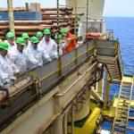 ما هو مقدار ما ينتجه حقل ظُهر المصري من الغاز؟