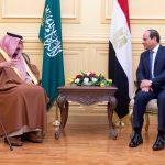 السعودية تجدد وقوفها مع مصر في حقها بالدفاع عن حدودها